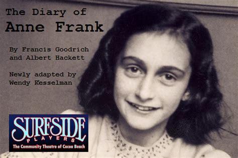 biography anne frank summary history teacher murphy cast in anne frank the roar
