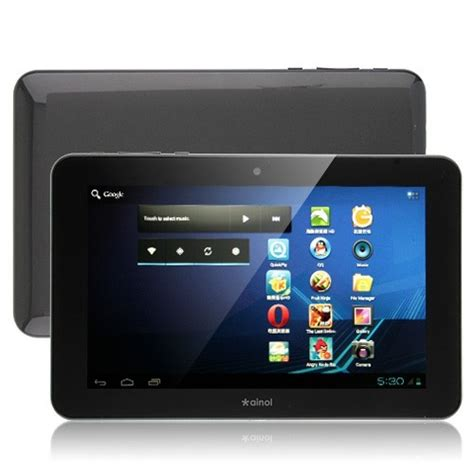 Tablet Huawei Murah ainol novo 7 tablet pc ips 1024 600 pixels 1600w color with all winner a10 1 2 ghz mali