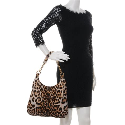 Who Wore The Cheetah Print Ysl Tributes Better Or Megan Fox by Ysl Yves Laurent Leopard Pony Hair Tribute Tote 58659
