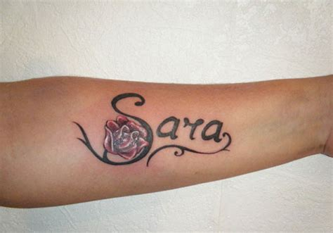 29 encouraging name tattoo ideas creativefan