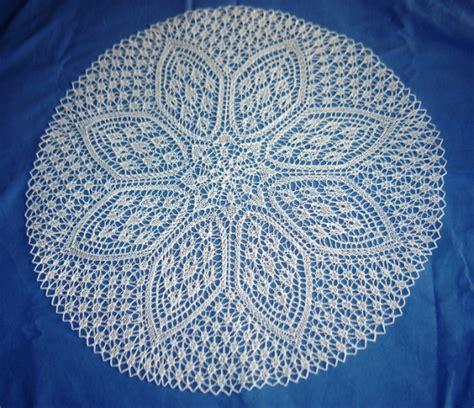 doily knitting patterns knit doily patterns a knitting