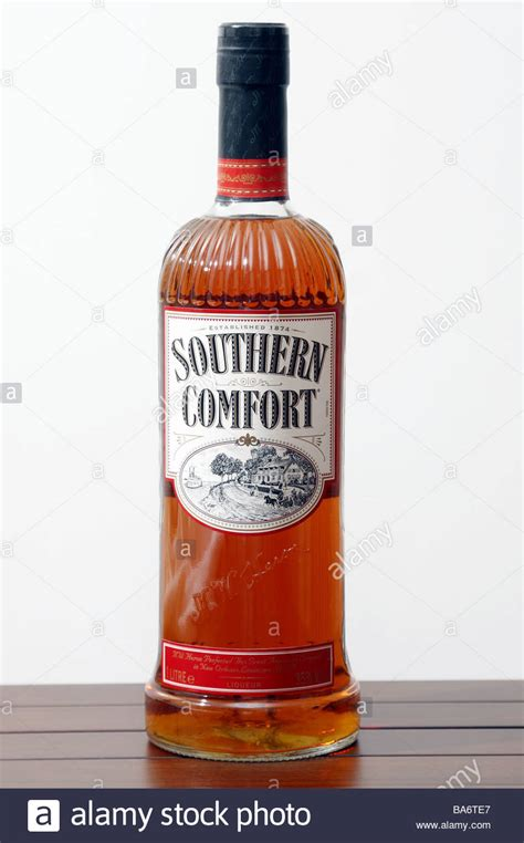 southern comfort old bottle a bottle of southern comfort scotch whiskey whisky