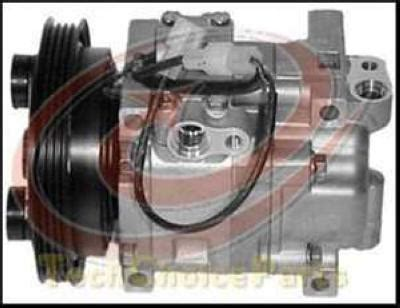 1994 1997 ford aspire air conditioning compressor techchoice parts