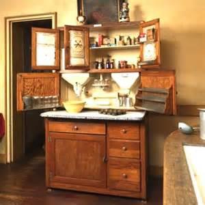 metal hoosier cabinet reproduction