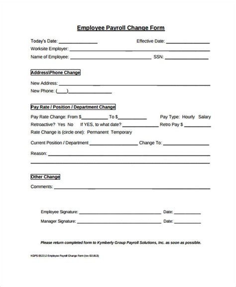 change form template change form template