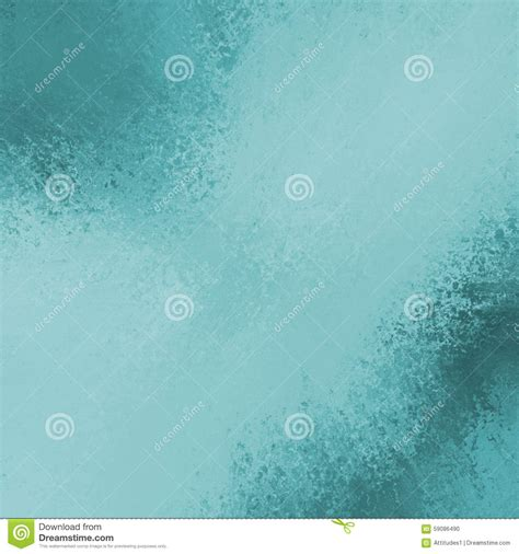 rough layout photography teal blue background with abstract textured corner design