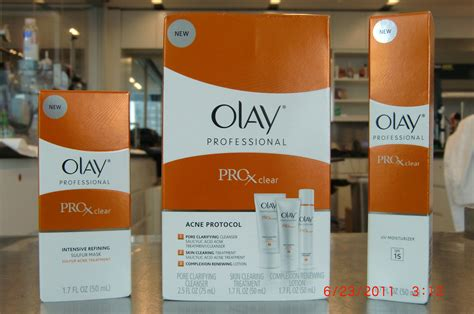 Olay Pro X Clear Acne Protocol pro x clear acne protocol review
