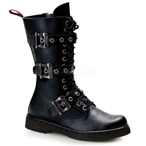 demonia mens defiant 303 vegan boots