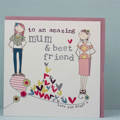 how to make a best friend card best friend birthday card by molly mae