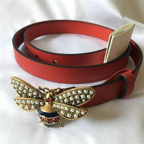 Gucci Margaret Belt Yr661 gucci size 90 margaret leather belt tradesy