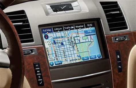 free download parts manuals 2006 cadillac escalade navigation system cadillac 174 escalade premium factory gps navigation radio upgrade