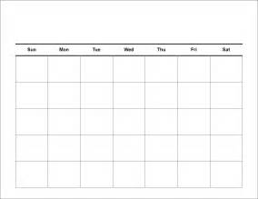 Blank 30 Day Calendar Template by How To Create A 30 Day Meal Plan Rotation