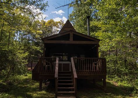 Secluded Cabins In Hocking by Ohio S Cabins Secluded Hocking