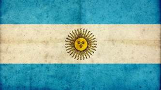 what do the argentina flag colors reference