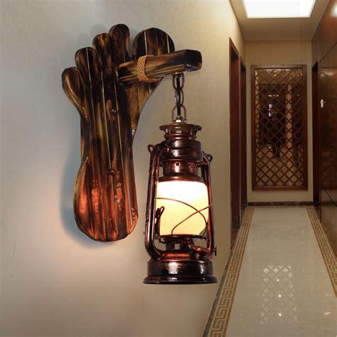 country vintage european style american retro european pastoral style lantern kerosene wall ls e27 oregonuforeview