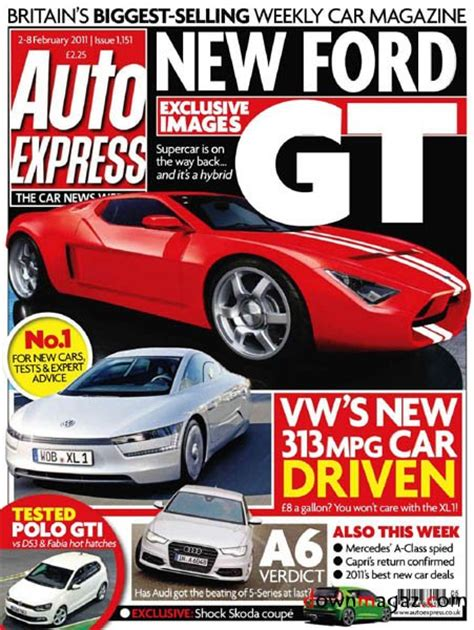 Auto Express   02 February 2011 » Download PDF magazines