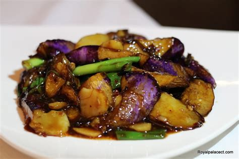 chinese eggplant sauteed with garlic sauce yelp