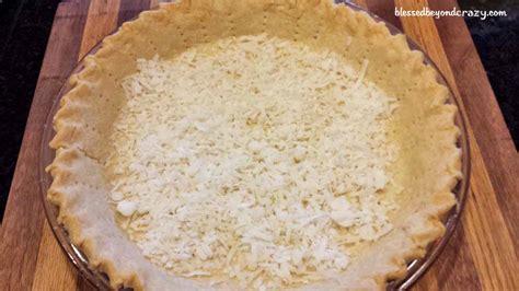 Handmade Pie Crust - speedy pie crust