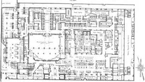 Penn Station Floor Plan New York Architecture Images Hotel Pennsylvania