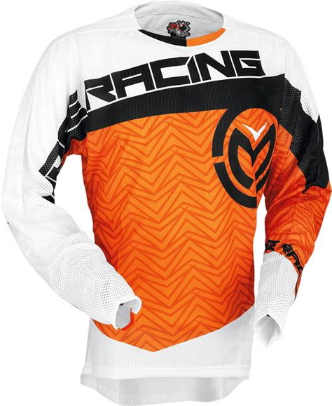 motocross and jersey moose racing 2017 orange white mx atv bmx motocross