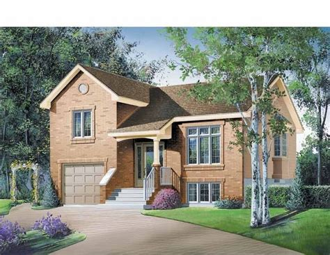 Split Level Entry House Plans by The 25 Best Split Level House Plans Ideas On
