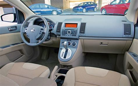2007 Nissan Sentra Interior Photo 18