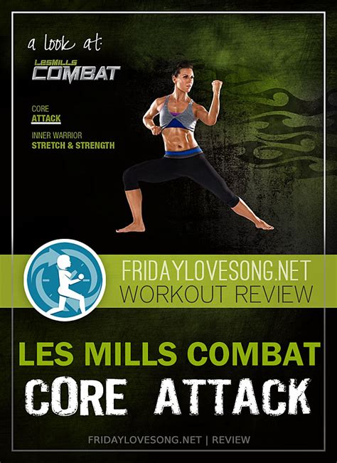les mills combat attack workout review