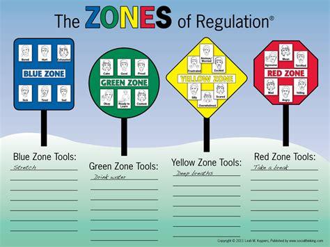 free printable zones of regulation zones of regulation worksheet related keywords zones of