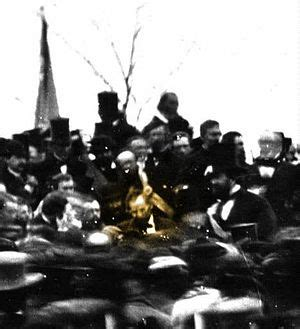 why did lincoln give the gettysburg address the gettysburg address part one after everett blue