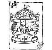 Coloriages De Personnages Carnaval  Le Carrousel