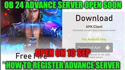fire ob advance server release date revealed