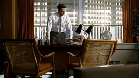 mad men office mad men furniture don draper s office 171 the mid century