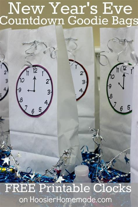 new year goodie bag 17 awesome ways to ring in the new year with