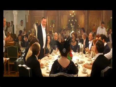 Titanic Dining Room by Titanic The First Class Youtube