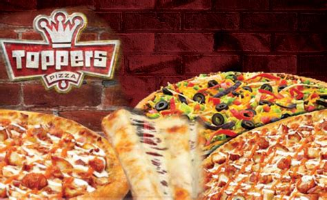 toppers pizza lincoln ne daily deal omaha pay 10 for 20 worth of food drink at