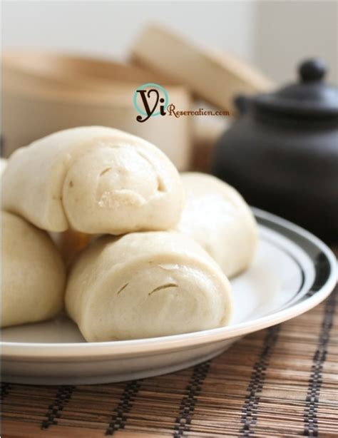 how to steam buns mantou steamed bun 饅頭 yi reservation