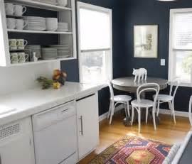blue kitchen paint paint color portfolio navy blue kitchens apartment therapy