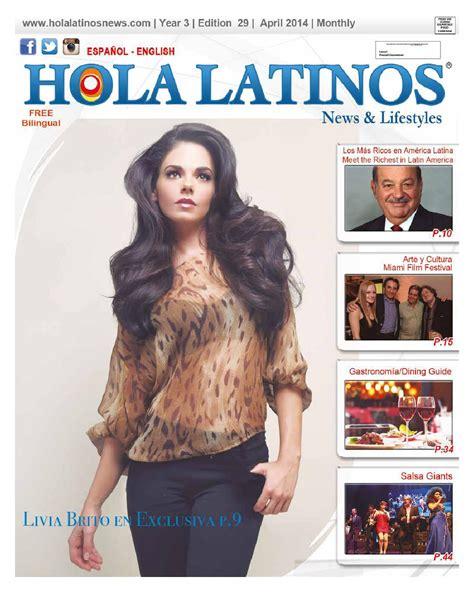 hola latinos 36 by hola latinos magazine issuu hola latinos 29 by hola latinos magazine issuu