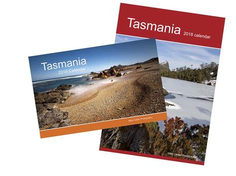 Calendar 2018 Tasmania 2018 Calendars Find A Tasmanian Landscape Photographers