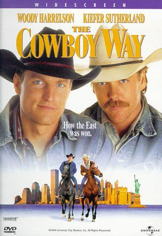 film un cowboy a new york 1994 the cowboy way deux cowboys 224 new york kiefer