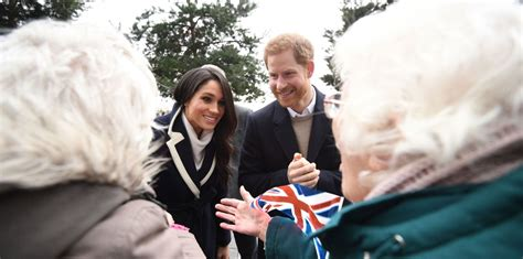 prince harry and meghan prince harry and ms meghan markle visit birmingham the