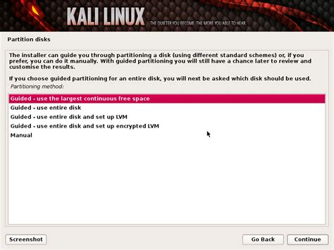 cara membuat bootable usb di kali linux cara install kali linux dual boot dengan windows 7 8