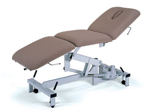 hydraulic massage couch plinth hydraulic 3 section couch hydraulic massage table