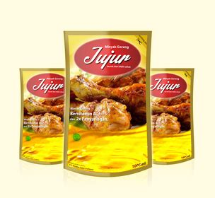 Normal Minyak Goreng sribu desain kemasan desain kemasan untuk minyak goreng