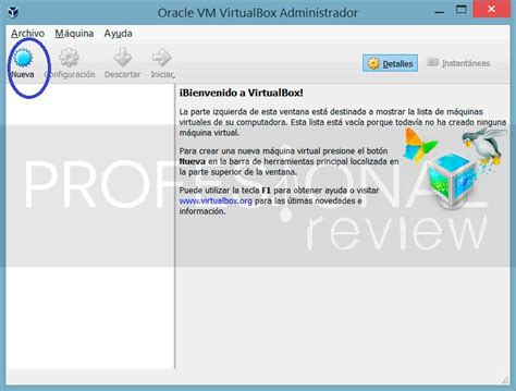 imagenes para virtual box instalar windows 10 en virtualbox paso a paso