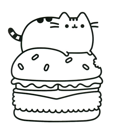 coloring pages of pusheen the cat pusheen coloring book pusheen pusheen the cat pusheen