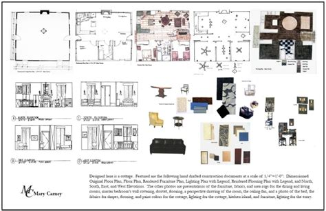 lighting floor plan mary carney commercial hospitality residential by mary