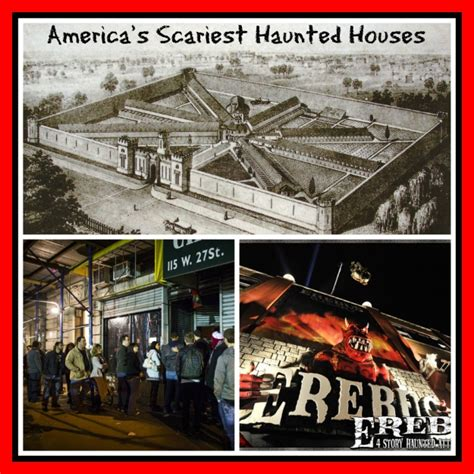 great america haunted house top 10 scariest haunted houses in america halloween costumes blog