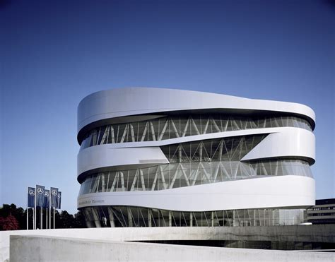 mercedes museum consummate design the architecture of the mercedes
