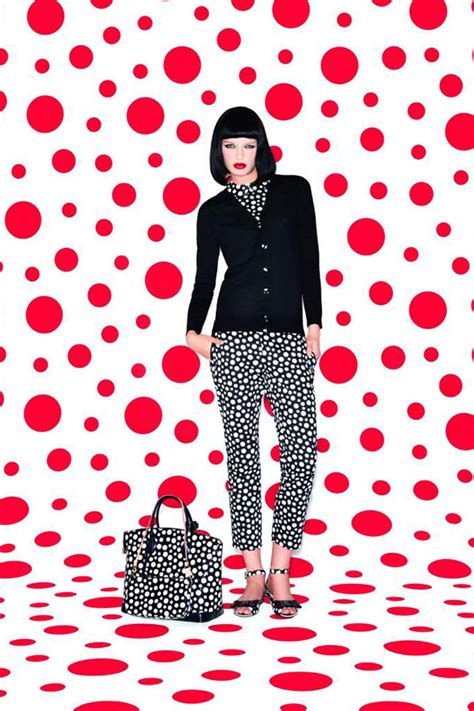 Louis Vuitton Summer Collection Polka Dots Fleurs The Bag by Louis Vuitton S Polka Dots Yayoi Kusama Collection